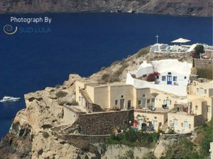 Greece by Suzi Lula Self Care Expert Licensed Spiritual Counselor for Mom - Web